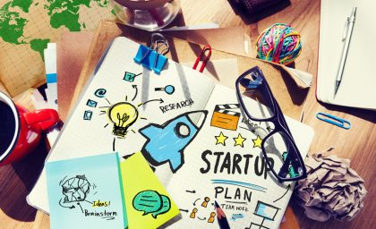 Create support for your Start Up
