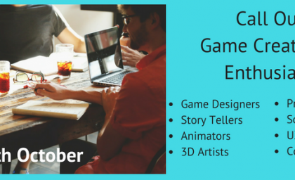 Call Out: Game Creators & Enthusiasts