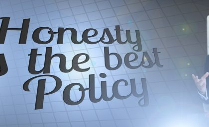 Why honesty is the best policy to make your business boom