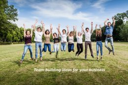 Brilliant team building ideas for your business