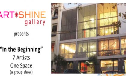Your Invitation – ArtSHINE Gallery is here – Join us to celebrate