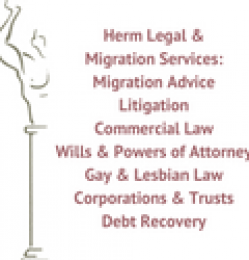 Herm Legal & Migration ServicesMigration AdviceLitigationCommercial LawWills & Powers of AttorneyGay & Lesbian LawCorporations & TrustsDebt Recovery