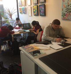 ComicSHINE coworking