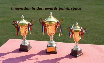 Innovation in the rewards points space